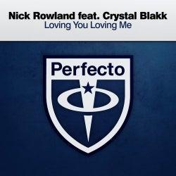 Loving You Loving Me feat. Crystal Blakk