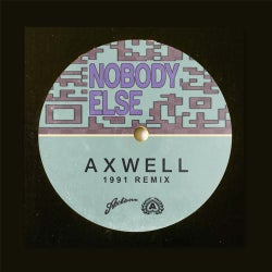 Nobody Else - 1991 Extended Remix