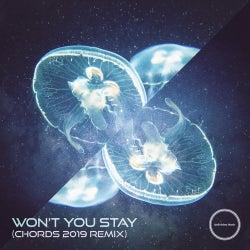 Won't You Stay feat. Tasha Baxter