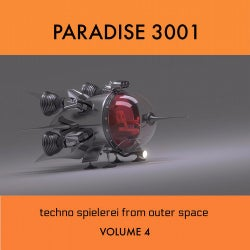 Techno Spielerei From Outer Space, Vol.4
