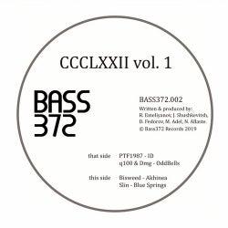 CCCLXXII, Vol. 1
