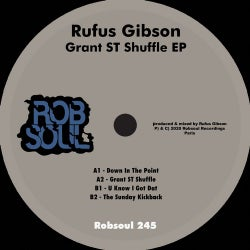 Grant ST Shuffle EP