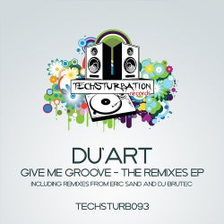 Give Me Groove - The Remixes EP