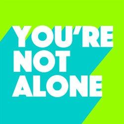 You're Not Alone - Moreno Pezzolato Remix