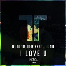 Luna Releases on Beatport