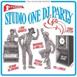 Soul Jazz Records presents Studio One DJ Party