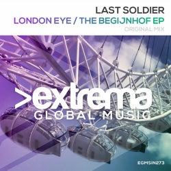 London Eye / The Begijnhof