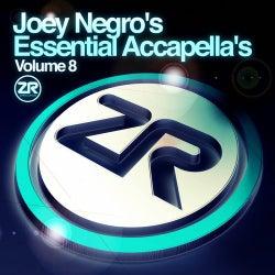 Joey Negro's Essential Accapellas Vol.8