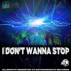 I dont wanna stop