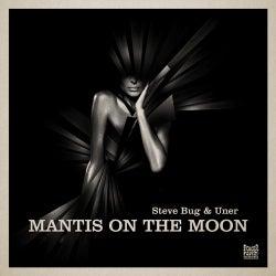 Mantis On The Moon
