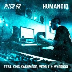 Humanoid (feat. King Kashmere, Verb T, Mysdiggi)