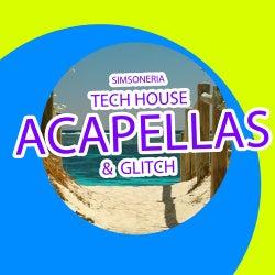 Tech House Acapellas & Glitch