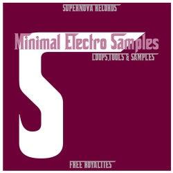 Minimal Electro Samples DJ Tools