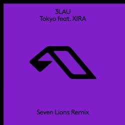 Tokyo (feat. XIRA) [Seven Lions Remix]