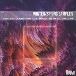 Winter/spring Sampler
