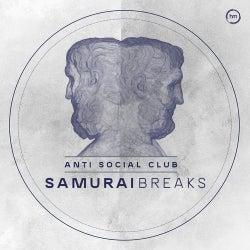 Anti Social Club EP