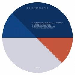 Blueprint dnb tracks releases on beatport contours ep malvernweather Choice Image