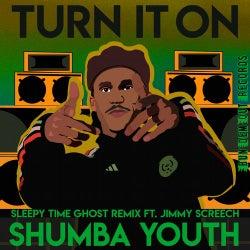 Turn It On - Sleepy Time Ghost Remix