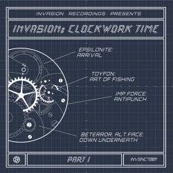 INVASION: Clockwork Time, Pt. I