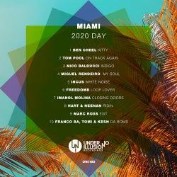 Miami - 2020 Day