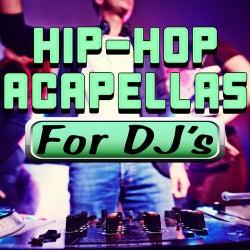 Got Djs Original More Acapella No Dating apperceive it's your