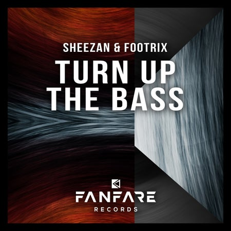 Sheezan & Footrix - Turn Up The Bass (Extended Mix) [2021]