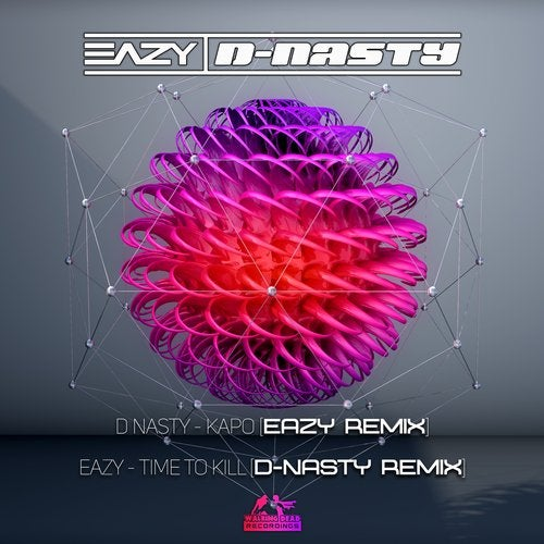 Eazy, D-Nasty - The DNB Remixes (EP) 2019