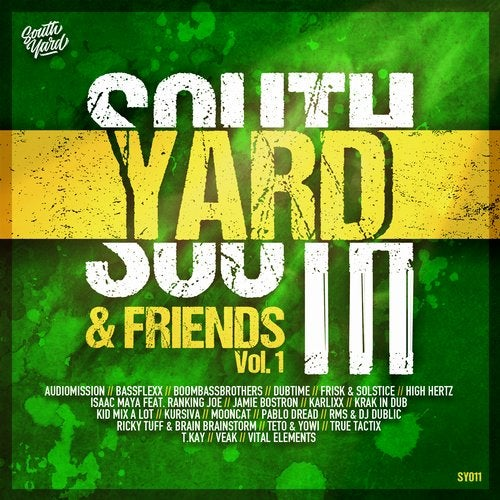VA — South Yard & Firends Vol. 1 (LP) 2019