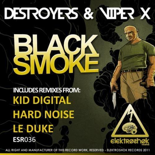 Download Destroyers & Viper X - Black Smoke (TSA004) mp3