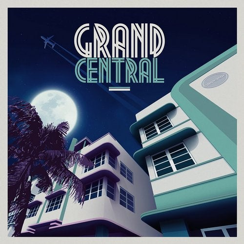 VA - GRAND CENTRAL REMIXED [EP] 2015