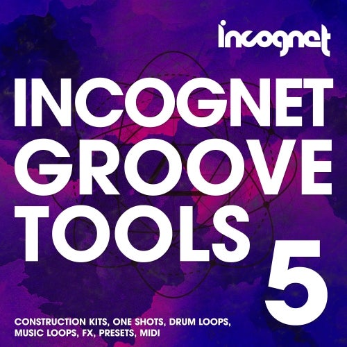 Incognet Groove Tools Vol 5 [Incognet]