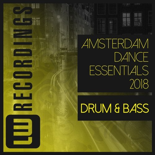 VA — AMSTERDAM DANCE ESSENTIALS 2018 DRUM & BASS (LP) 2018