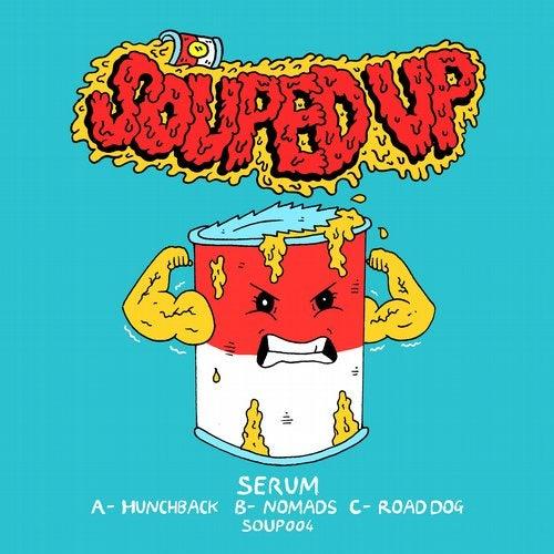 Serum - Hunchback [EP] 2017