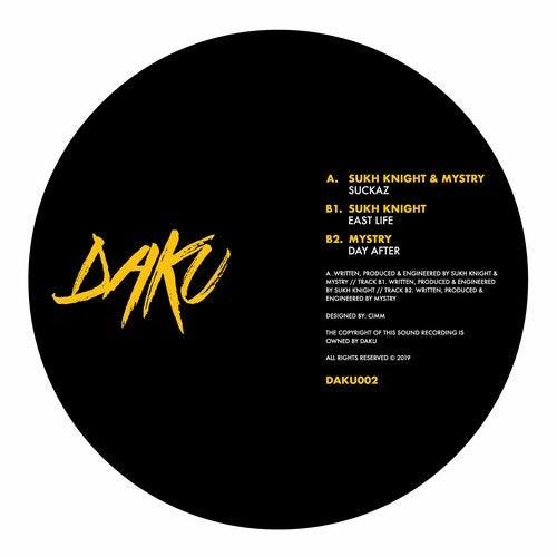 Sukh Knight & Mystry - Suckaz 2019 [EP]