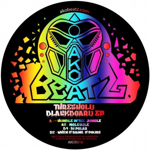 Threshold - Ako Beatz Present Blackboard EP