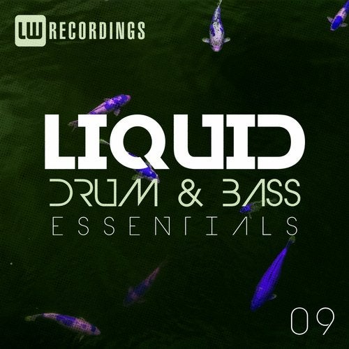 LIQUID DRUM & BASS ESSENTIALS, VOL. 09 2018 [LP]