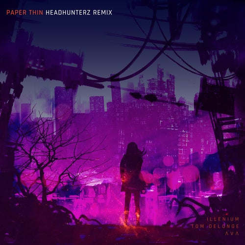 Paper Thin (Headhunterz Remix)