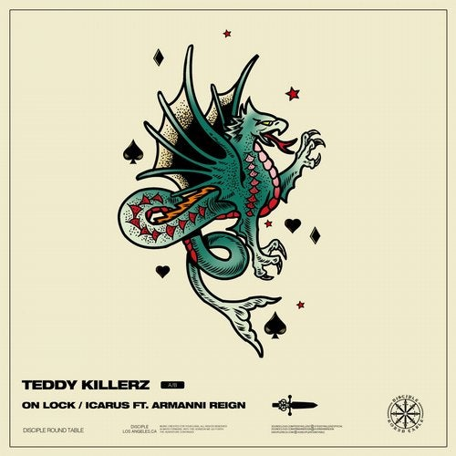 Teddy Killerz - On Lock / Icarus (EP) 2019