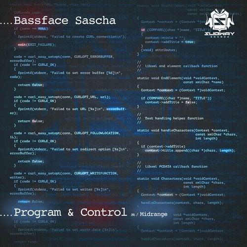 Bassface Sascha - Program & Control / Midrange EP