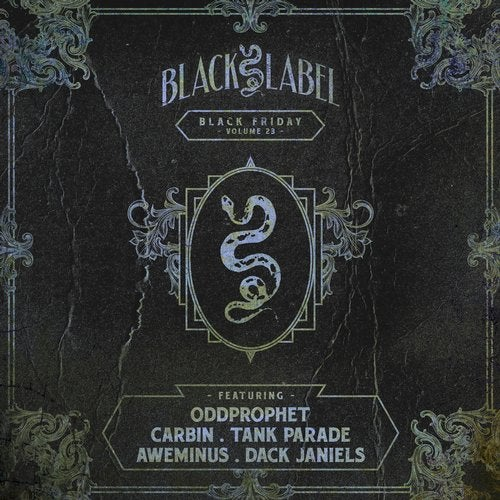 BLACK FRIDAY VOL. 23 (EP) 2018