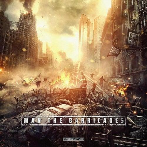VA - MAN THE BARRICADES (LP) 2018