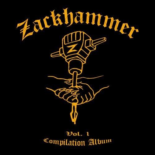 ZACK HAMMER Compilation Vol. 1 2019 [EP]
