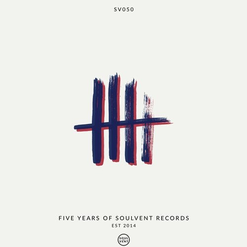 VA - 5 YEARS OF SOULVENT RECORDS (LP) 2019