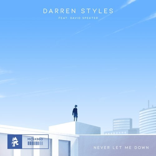 Darren Styles - Never Let Me Down 2019 [EP]