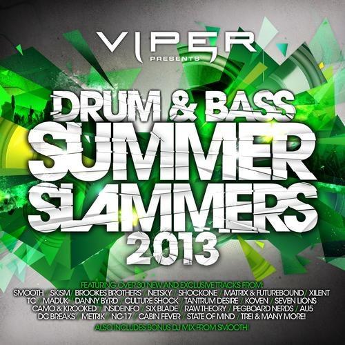 VA - DRUM & BASS SUMMER SLAMMERS 2013 [LP]