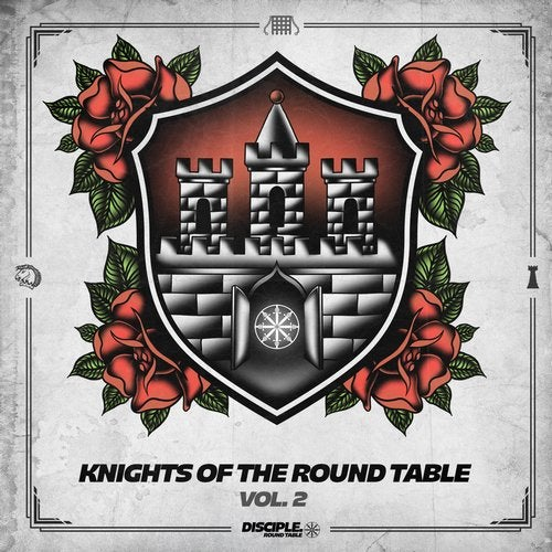 VA - KNIGHTS OF THE ROUND TABLE VOL. 2 (LP) 2018