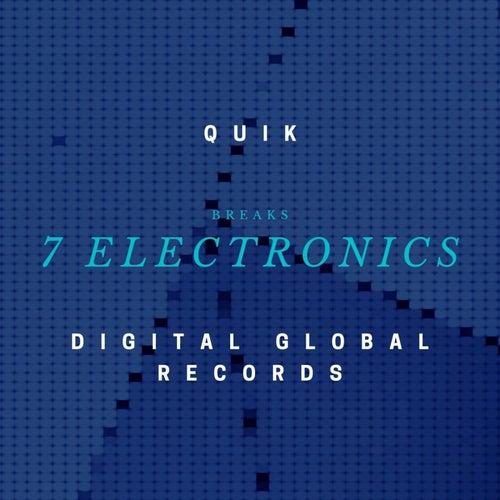 Download 7 Electronics - Quik (Album) (QUIK) mp3