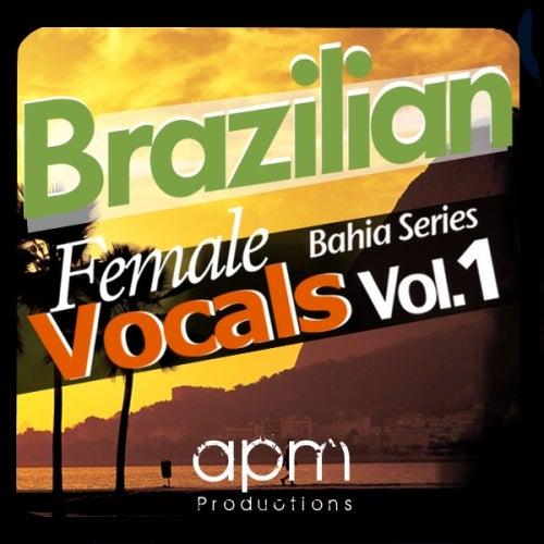 Brazilian Female Vocals Vol 1 [APM Productions]
