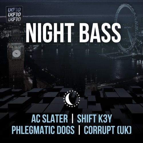 VA - NIGHT BASS LONDON (UKF10) 2019 (EP)