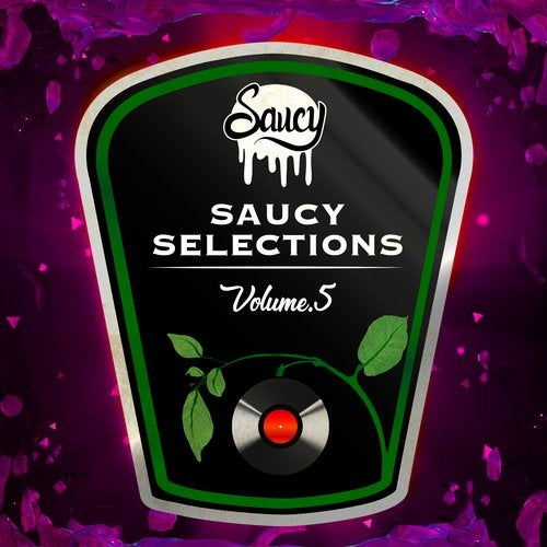 SAUCY SELECTIONS VOLUME 5 2018 [LP]